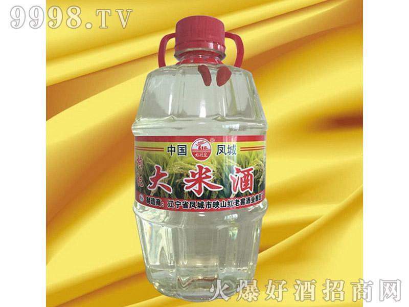 凤城大米酒-白酒招商信息