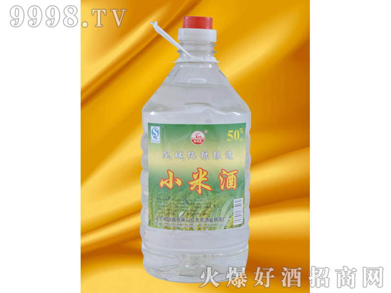 凤城小米酒4L