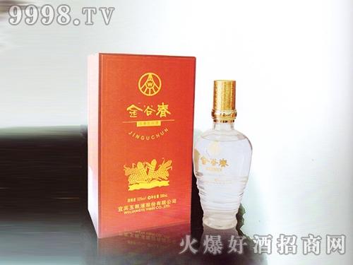 金谷春酒牡丹单支礼盒