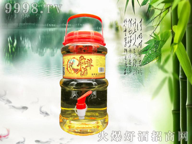 鹿茸酒4L
