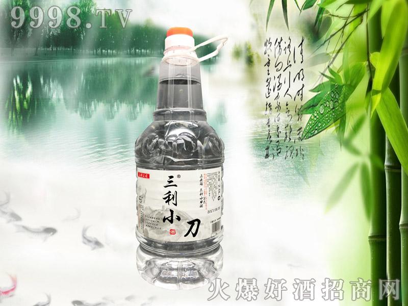 三利小刀酒2L