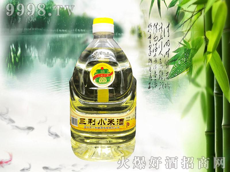 三利小米酒42度1.25L-好酒招商信息