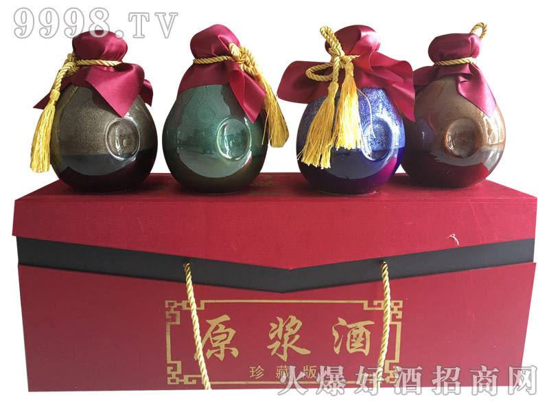 黔徽原浆酒(珍藏版)-白酒招商信息