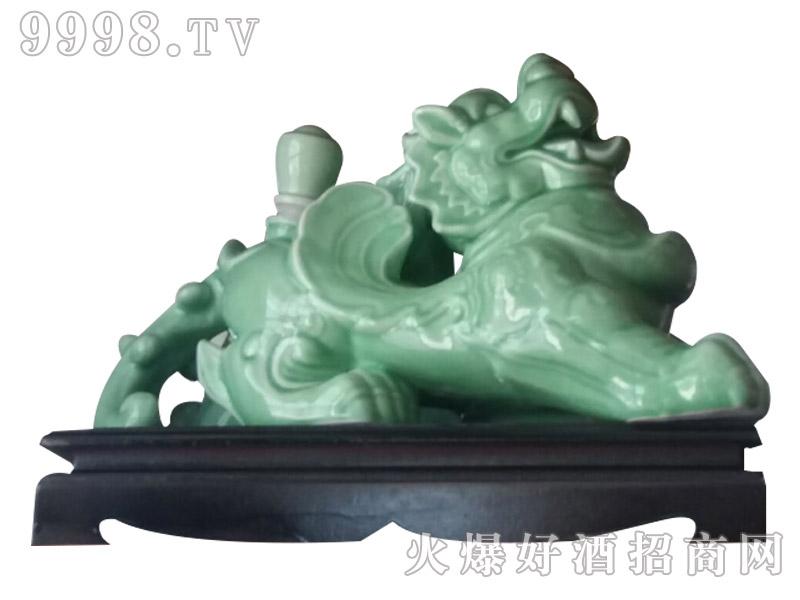 黔徽五斤坛酒・麒麟-白酒招商信息