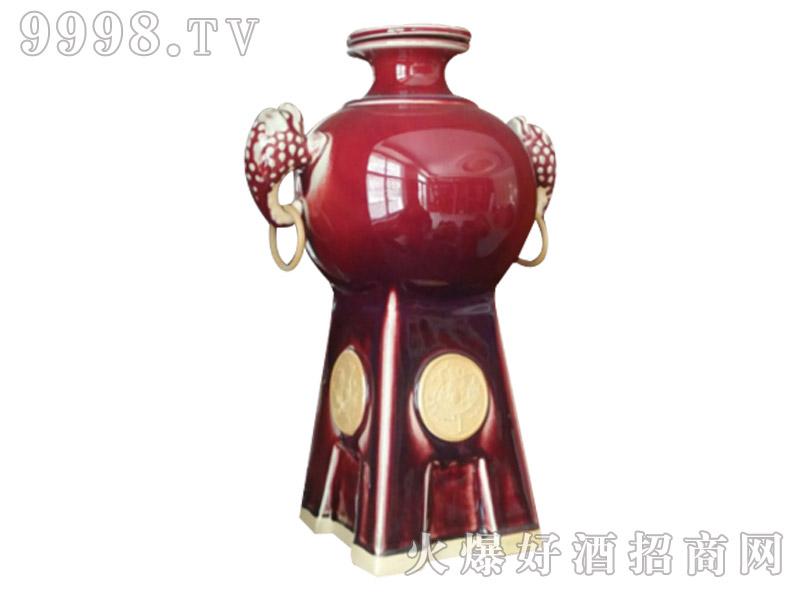 黔徽五斤坛酒・双耳(红)-白酒招商信息