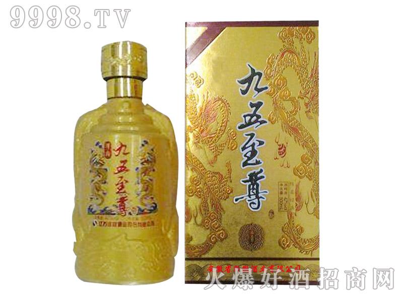 黔徽酒・九五之尊盒-白酒招商信息