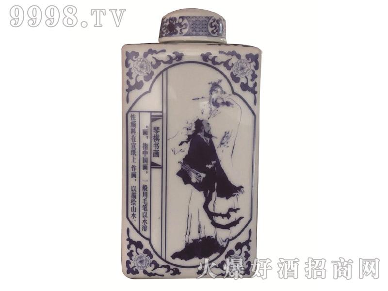 黔徽酒・方瓶