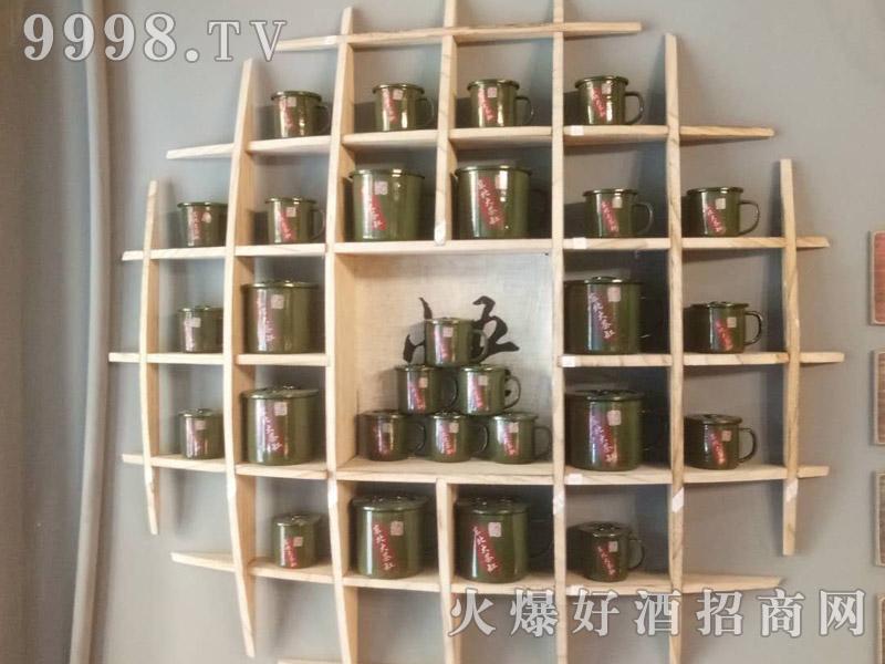 东北大茶缸酒商超(专架)-白酒招商信息