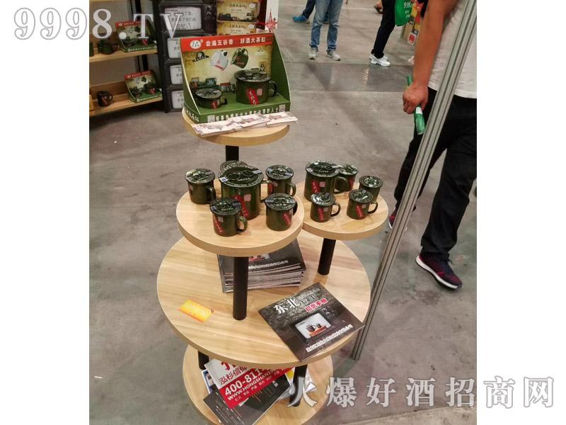 东北大茶缸酒产品展示架-白酒招商信息