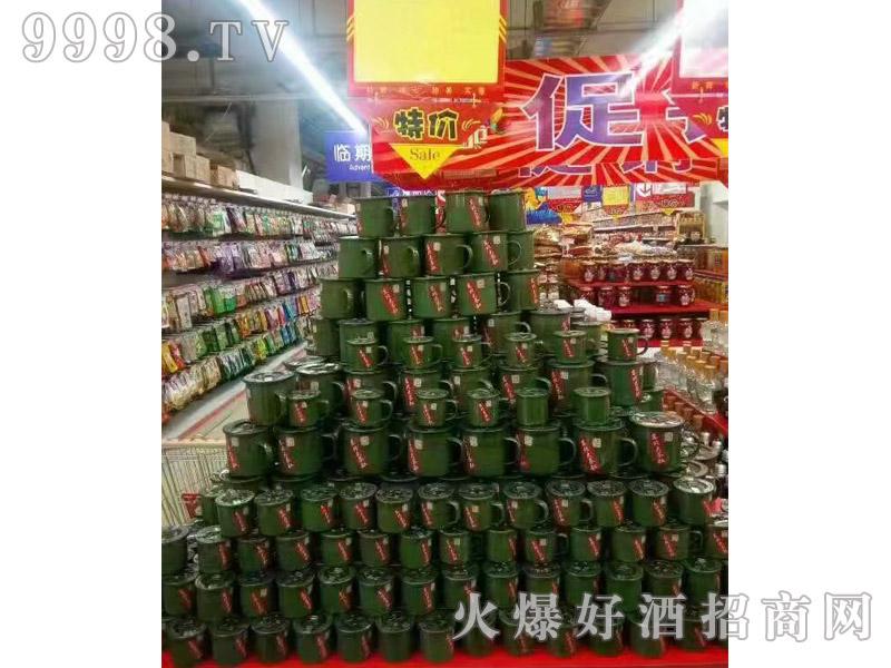 东北大茶缸酒商超促销-白酒招商信息
