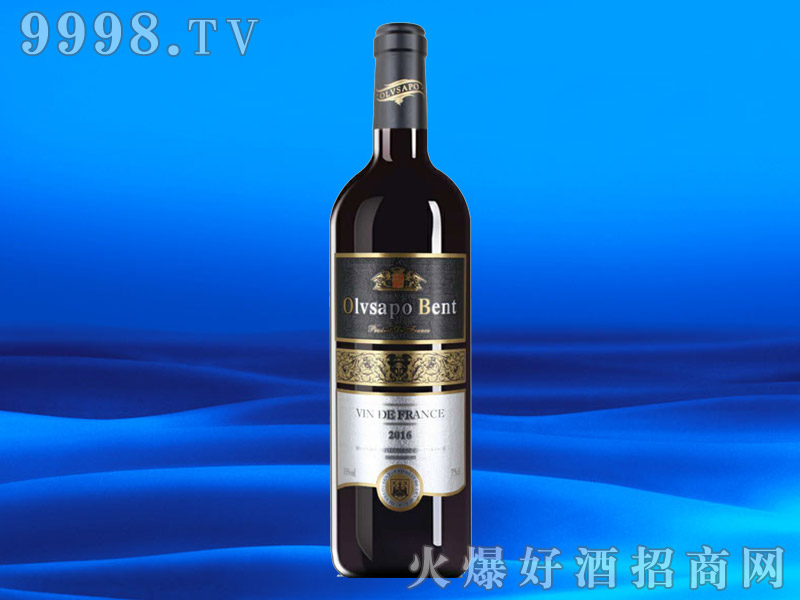 法国进口葡萄酒13度750ml