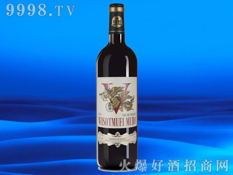 法国进口葡萄酒2016