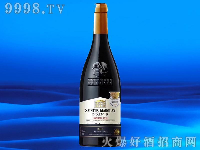 法国进口葡萄酒AOP2016