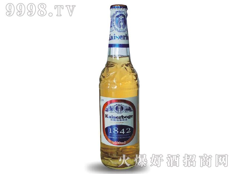 500ml凯撒伯格啤酒