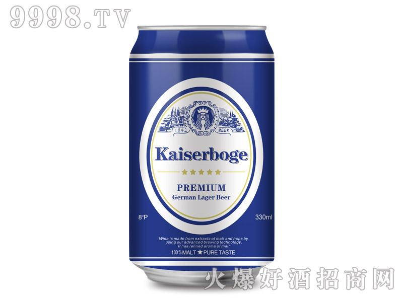 330ml凯撒伯格啤酒