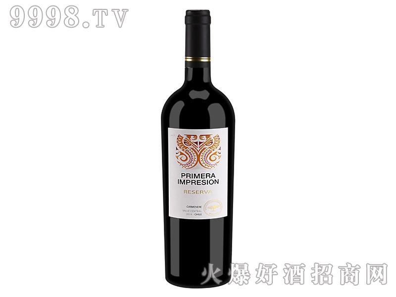 智利印象窖藏卡曼尼干红葡萄酒