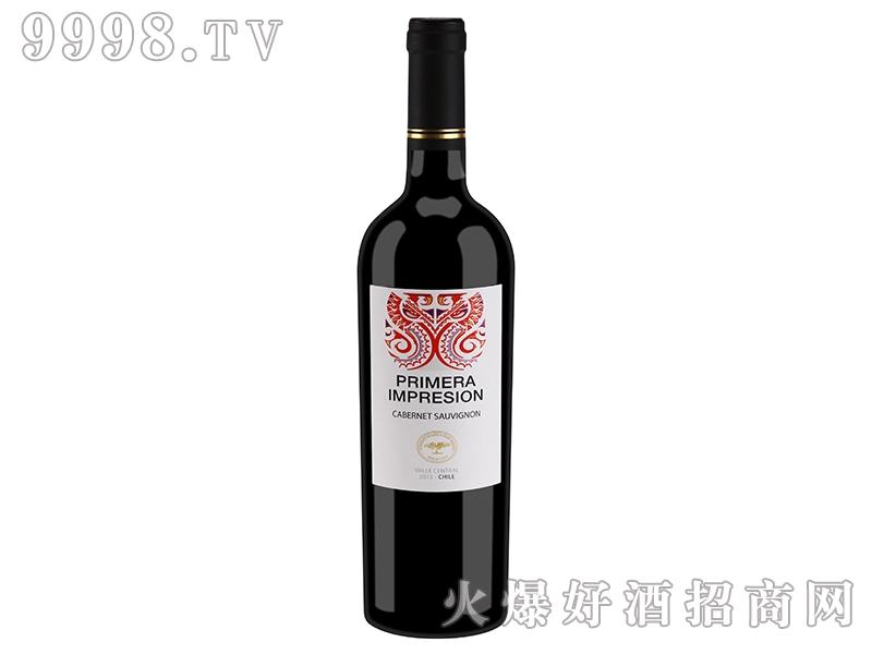 智利印象精选赤霞珠干红葡萄酒