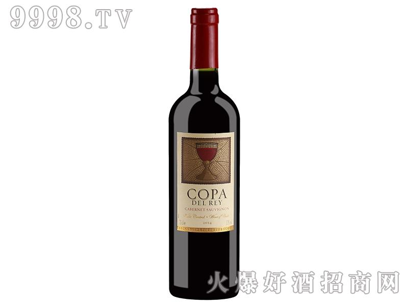 智利圣杯赤霞珠干红葡萄酒