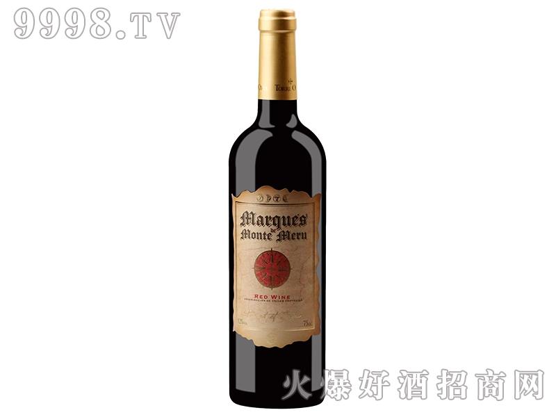 西班牙梅德梅洛干红葡萄酒