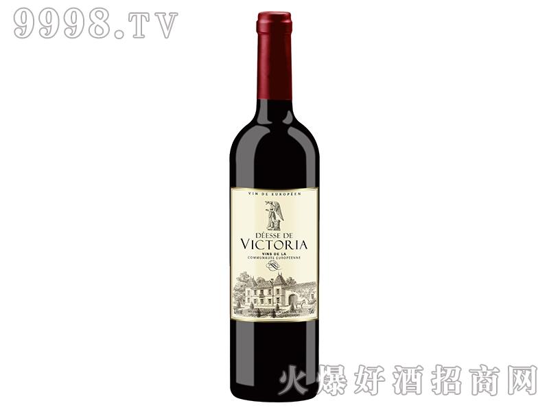 法国胜利女神干红葡萄酒