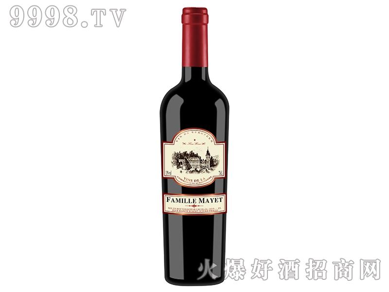 法国梅耶家族干红葡萄酒