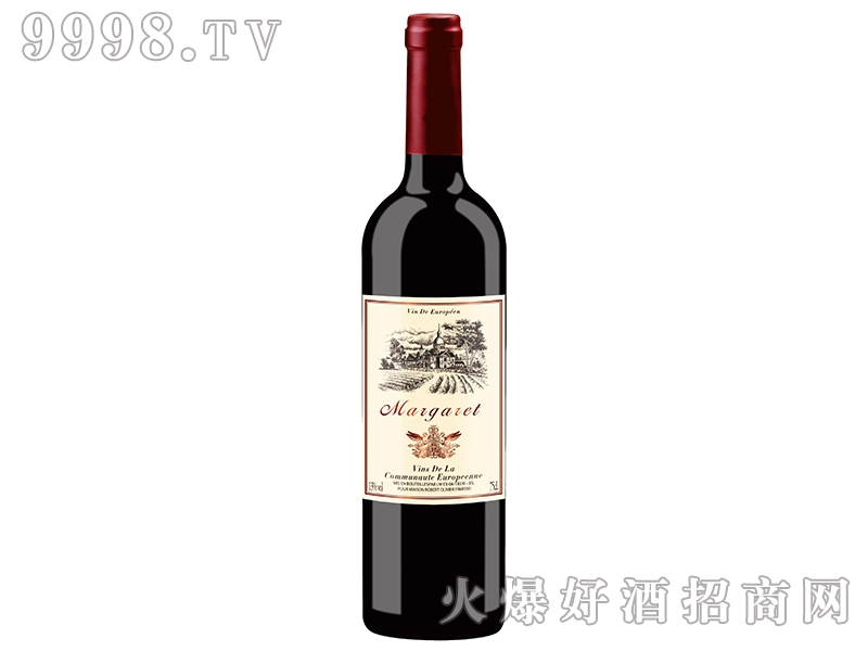 法国玛格丽特干红葡萄酒