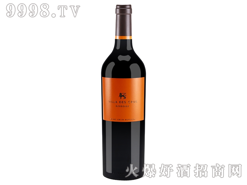 法国橙狮干红葡萄酒