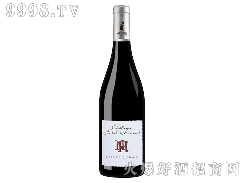 法国纳达尔-红土地干红葡萄酒
