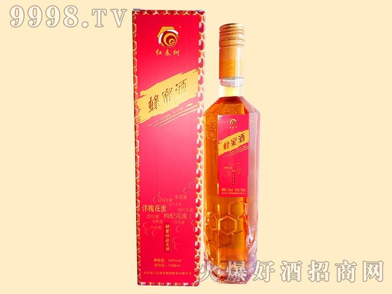红春树-蜂蜜酒(盒装)-好酒招商信息