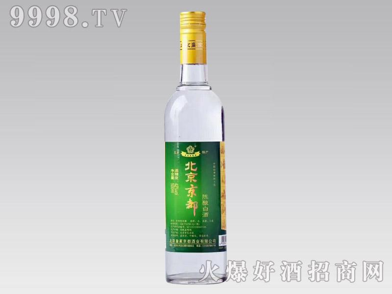 42度北京京都陈酿酒500ml