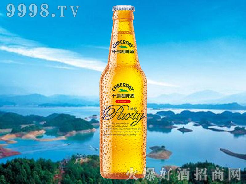 千岛湖啤酒8度330ml精品-啤酒招商信息