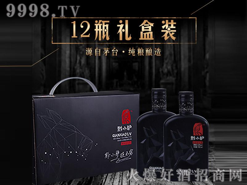 黔小驴酱香小酒12瓶装
