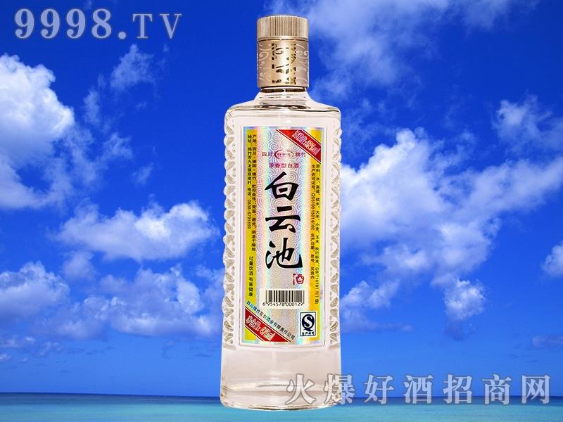 白云池酒475ml
