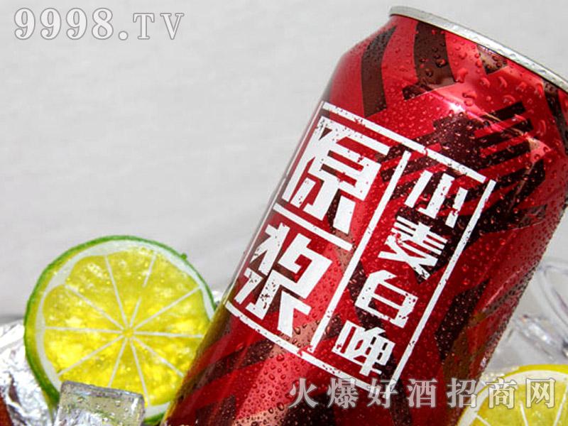 500ML美林小镇啤酒红罐户外篇-形象篇-(2)