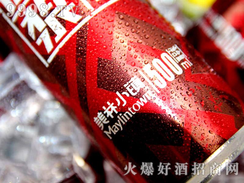 500ML美林小镇啤酒红罐户外篇-形象篇-(1)