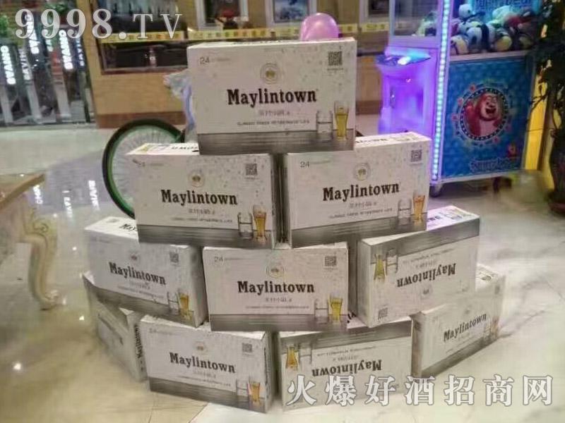 美林小镇啤酒圣诞活动-(4)
