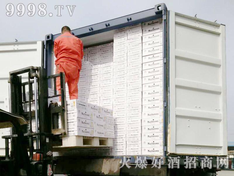 美林小镇千赢国际手机版集装箱发货-(14)