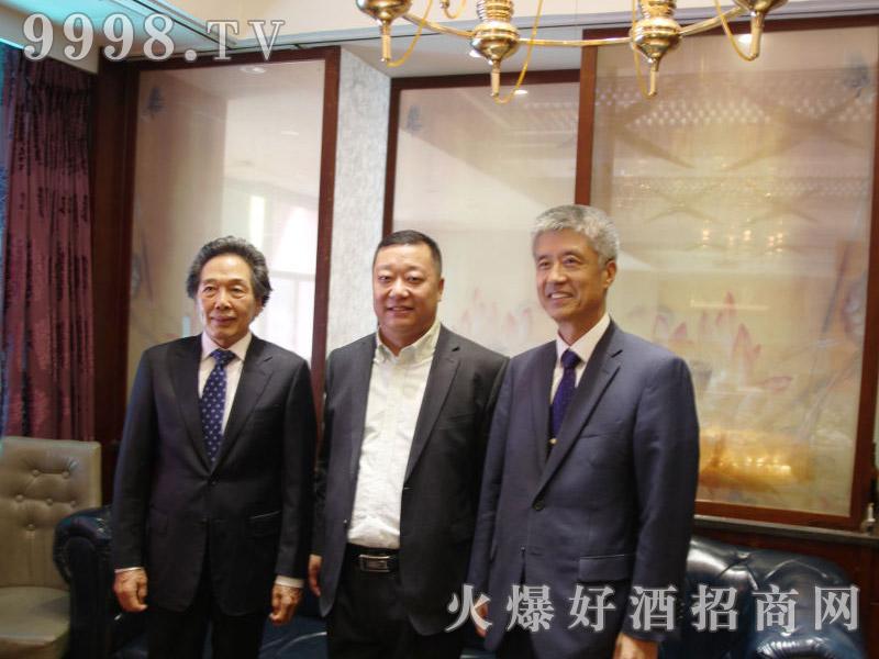 美林小镇千赢国际手机版韩国考察团·合影