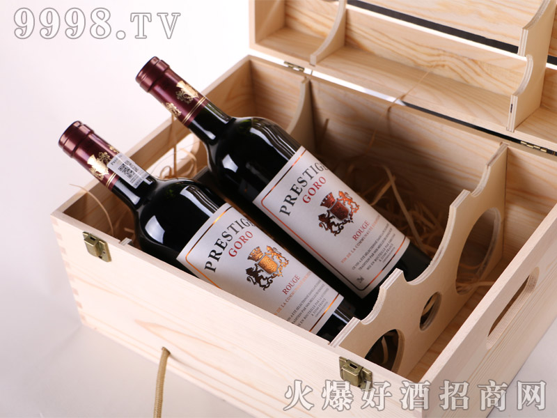 高罗普罗斯帝奇干红葡萄酒