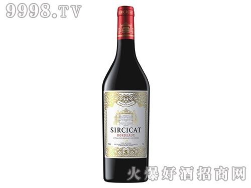 希斯卡波尔多葡萄酒13度