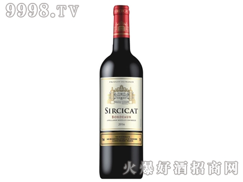 希斯卡波尔多葡萄酒