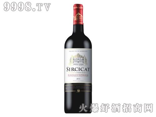 希斯卡珍藏城堡超级波尔多葡萄酒