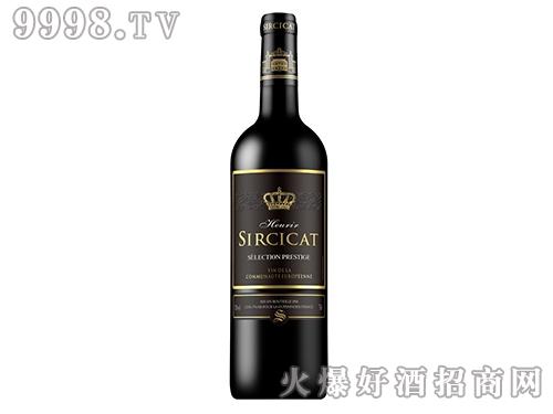 希斯卡花冠干红葡萄酒