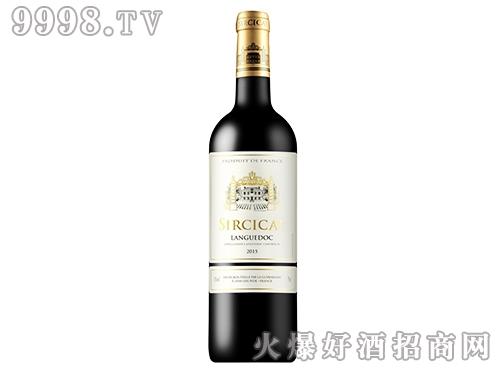 希斯卡朗格多克葡萄酒