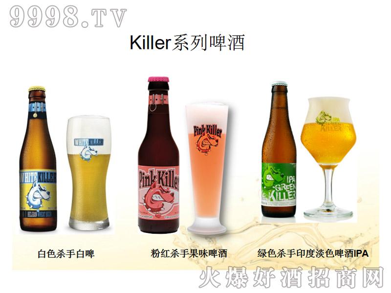 Killer系列啤酒
