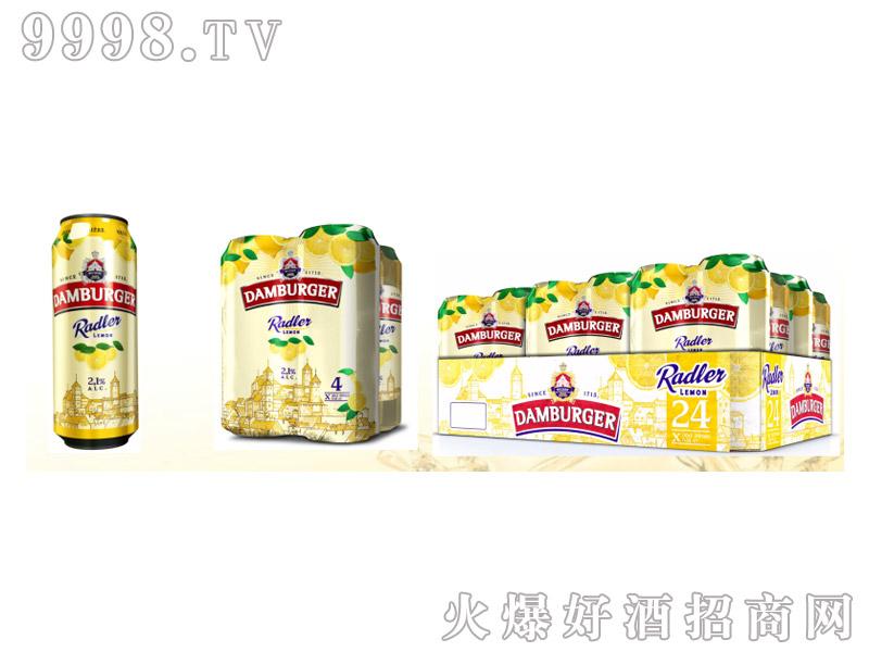 丹博客柠檬味啤酒