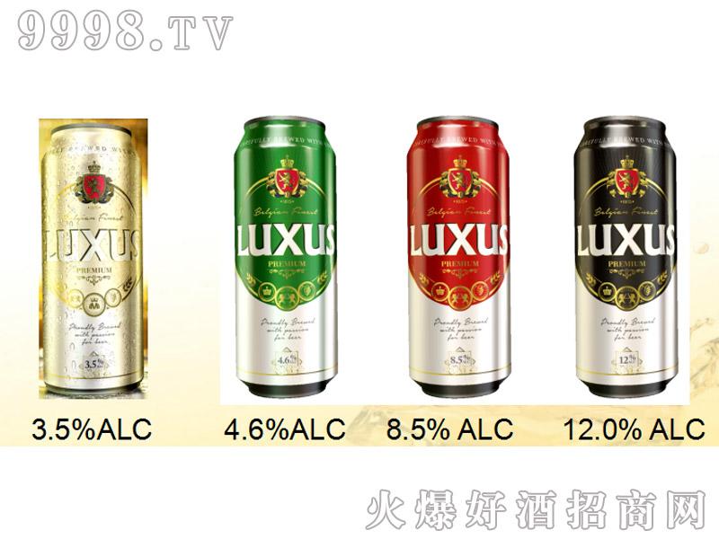 LUXUS啤酒系列