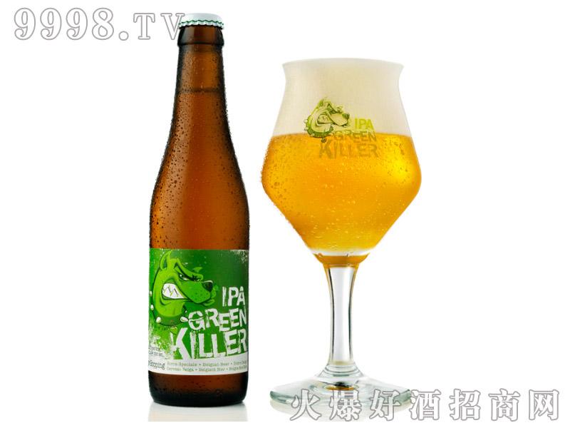 Green Killer IPA-绿色杀手IPA-啤酒招商信息