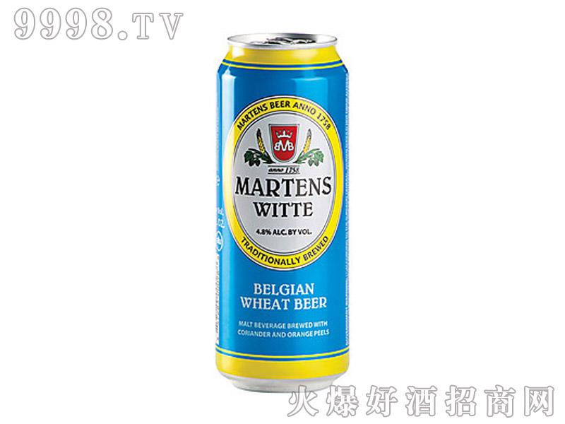 麦蒂斯白啤4.8%