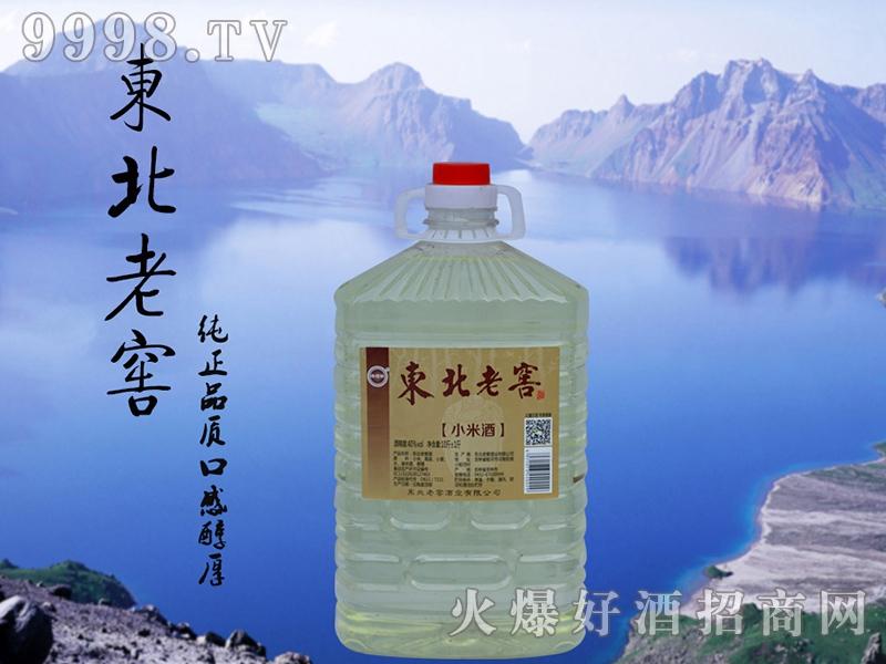 东北老窖-小米酒10斤